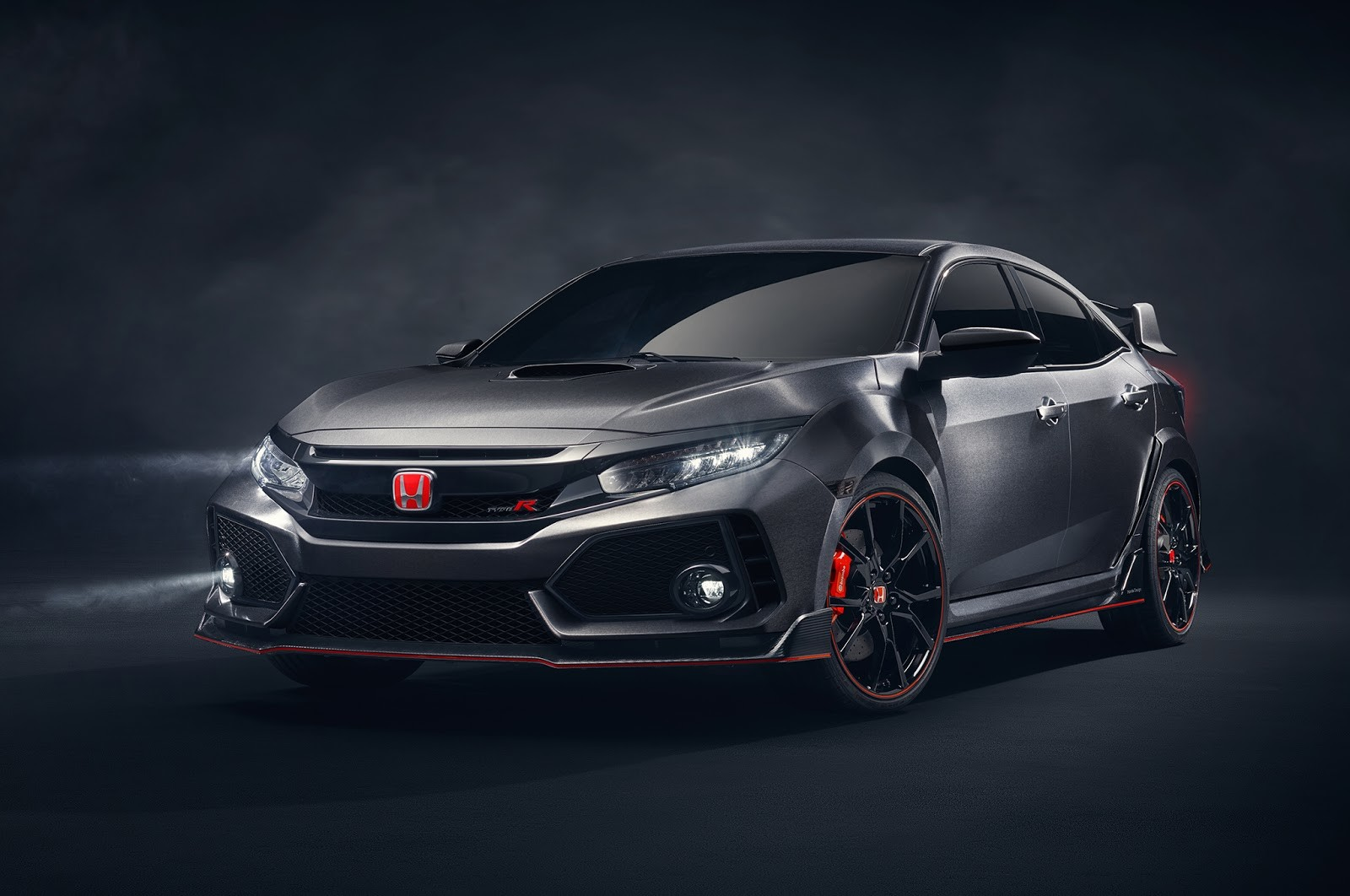 Foto de Honda Civic Type R Concept (1/8)