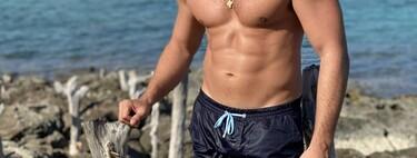 Cristian Suescun totalmente desnudo por la papela verde (dinerito) en su nueva cuenta de 'OnlyFans'