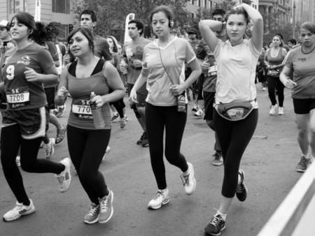 Cómo bajar de peso corriendo