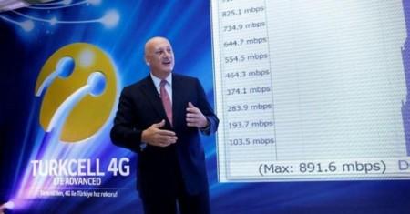 Turkcell prueba con éxito su red LTE-Advanced a 900 Mbps