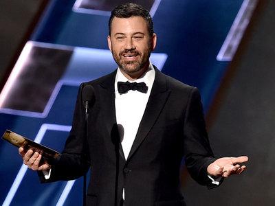 Jimmy Kimmel presentará la gala de los Oscar 2017