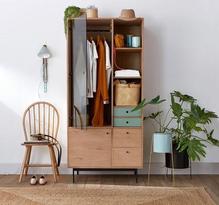 11 armarios roperos (bonitos) de La Redoute, Kenay Home y Made para aumentar espacio de almacenamiento en casa