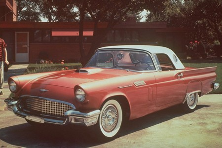 Ford Thunderbird 1957 2