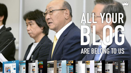 Cambios en Nintendo, consejos para Ultimate Team 16 y el indie británico. All Your Blog Are Belong To Us (CCCXI)