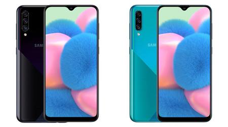 El Samsung Galaxy A30s empieza a actualizarse a Android 10 con One UI 2.0