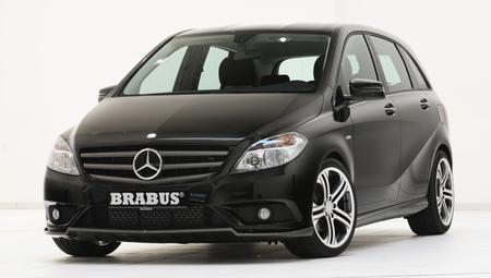 Brabus prepara el Mercedes-Benz Clase B