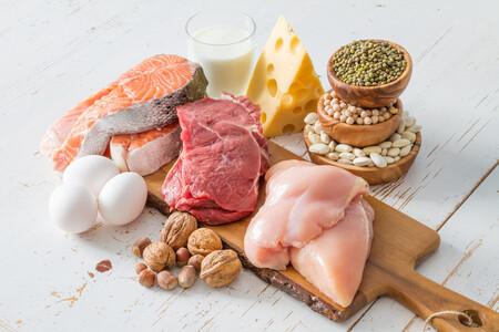 Proteina Alimentos