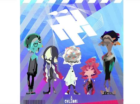 Nintendo comparte una de las nuevas canciones de Splatoon 2