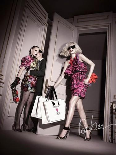 Segunda imagen de Lanvin para H&M
