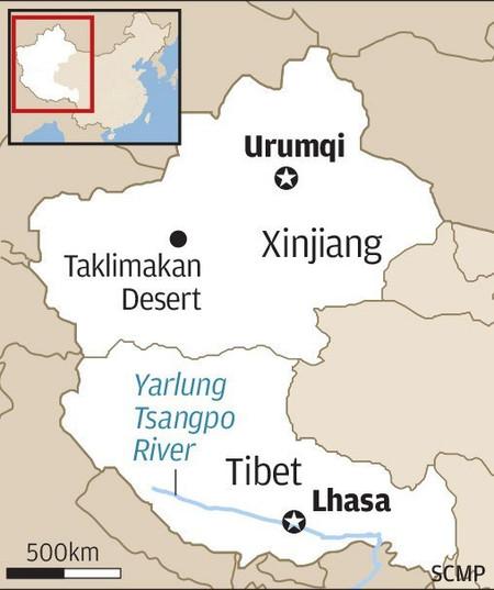 Túnel Tíbet