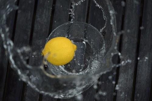 El limon y el bicarbonato ayuda a bajar de peso