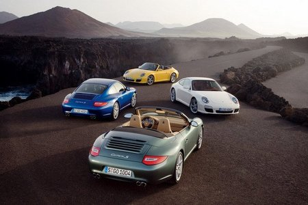 Porsche, beneficiada en España por el Plan 2000E