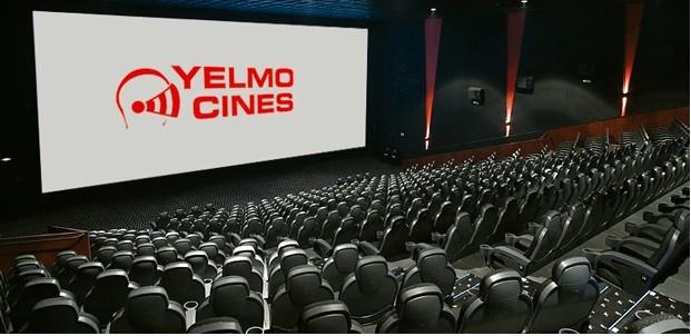 Yelmo Cines cierra todas sus salas para