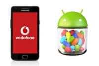 Samsung Galaxy SII (Vodafone) se actualiza a Android 4.1.2 (Jelly Bean)
