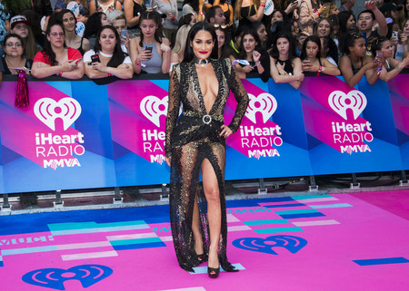 iHeartRadio Much Music Video Awards 2017 Nikki Bella