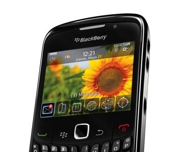 BlackBerry Curve 8520 en España