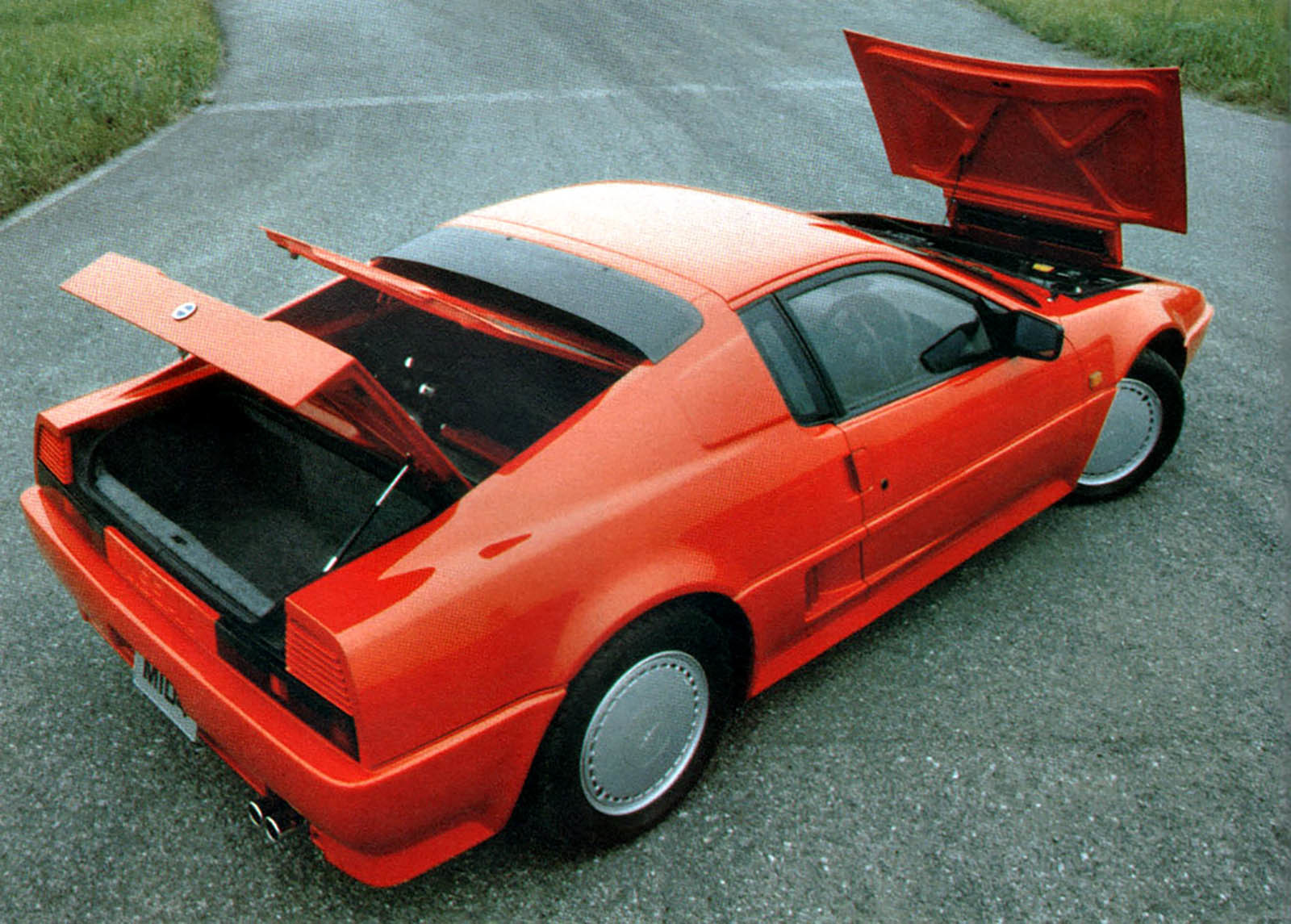 Foto de Nissan MID-4 Concept 1985 (12/12)