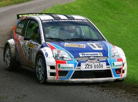 Se estudian los 1600 para el Mundial de Rallyes