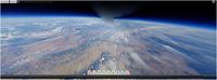 Vídeo 360º interactivo a 25 km de la superficie terrestre