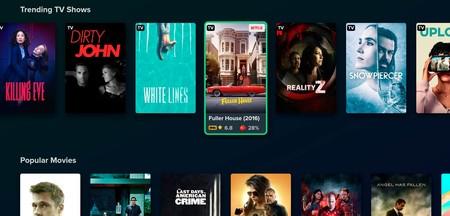 Esta app mejora las recomendaciones de Android TV: descubre qué ver en Netflix, Disney+, Movistar+ y más
