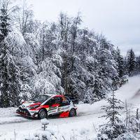 El Rally de Suecia siempre se había disputado sobre nieve. Hasta que llegó el calentamiento global