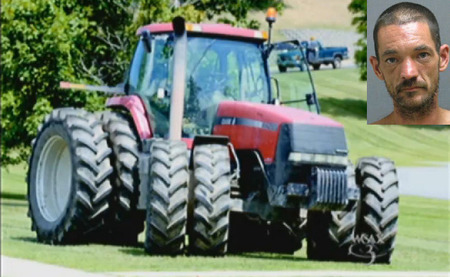 Tractor de Roger Pion
