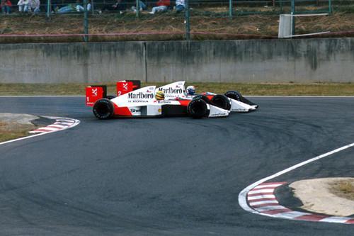 Suzuka, el circuito de las legendarias batallas en pista entre Ayrton Senna y Alain Prost