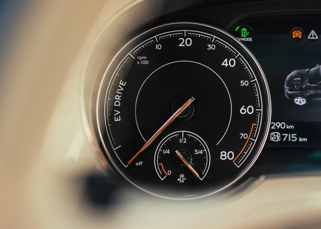 Foto de Bentley Bentayga Hybrid (20/23)