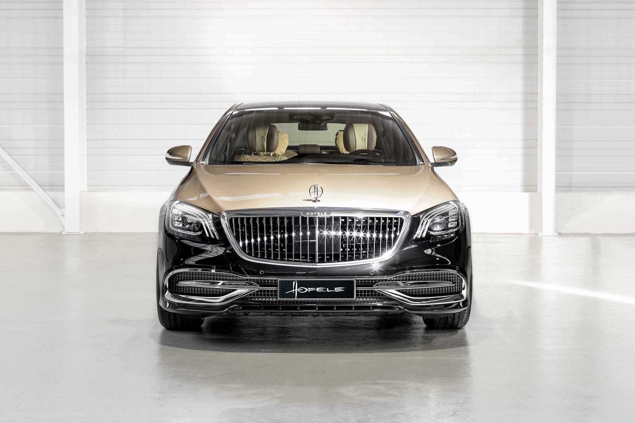 Foto de Hofele Mercedes-Benz Ultimate S (1/19)