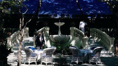 La Carta de la Terraza del Hotel Ritz de Madrid: un agosto más fresco en la ciudad
