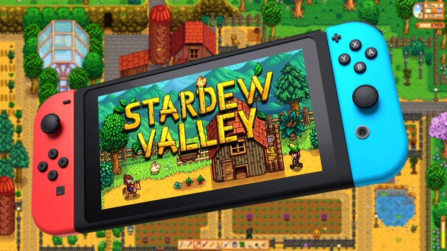 Stardew Valley Switch