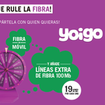 Yoigo estrena Super Dúo, su oferta de fibra para segundas residencias por 19 euros