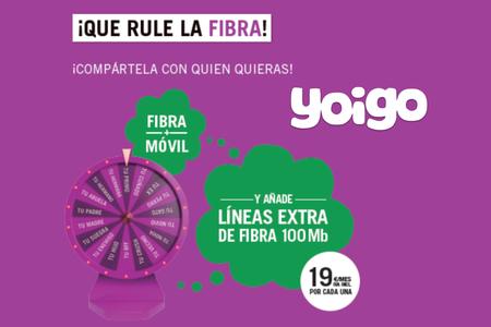 Yoigo Estrena Super Duo Su Oferta Para Lineas Adicionales De Fibra