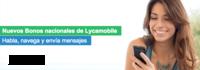 Lycamobile quiere pelear por los usuarios que más datos consumen con un nuevo bono de cinco gigas