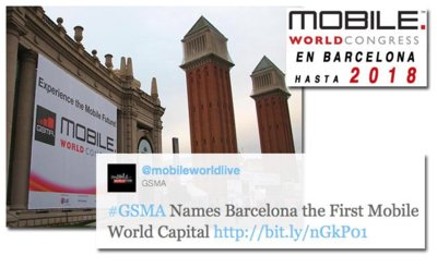 Barcelona seguirá siendo la sede del Mobile World Congress hasta 2018