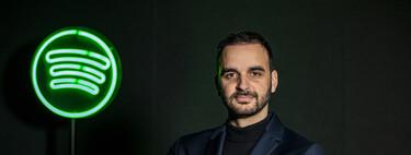 """""""El mercado del podcasting está menos maduro en España que en EE.UU, pero ha habido una explosión"""": Eduardo Alonso, Head of Studios de Spotify"""