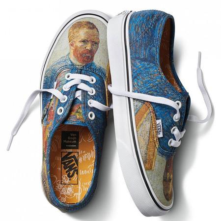Van Gogh Y Vans Fusionados En Una Coleccion Que Lleva El Arte A Las Calles 15