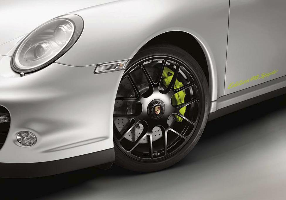"Foto de Porsche 911 Turbo S ""Edition 918 Spyder"" (5/12)"