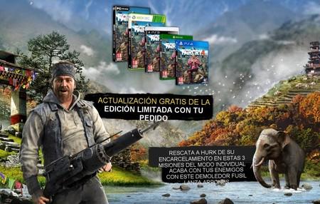 Edición limitada de Far Cry 4