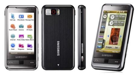 Samsung Omnia, vídeos y más información