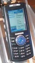 Samsung SGH-i300, hasta el infinito y más allá