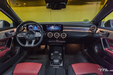 Mercedes Amg A 35 2019 Prueba 029