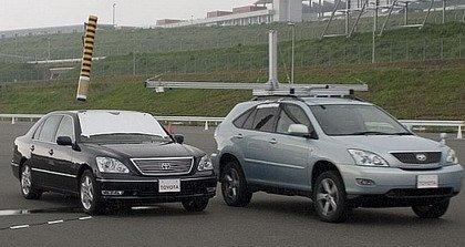 Sistemas de seguridad de Toyota y Lexus, los vídeos