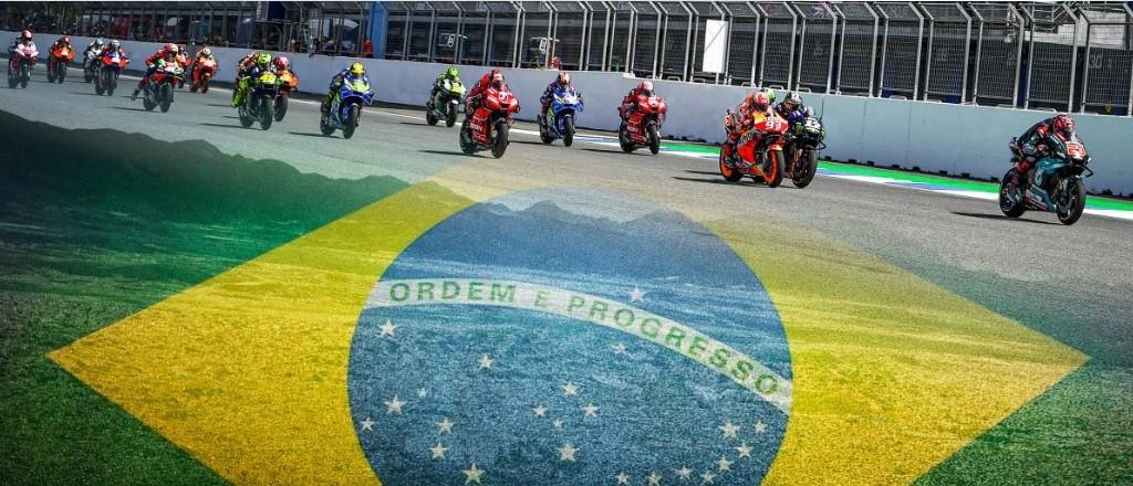 El Gran Premio de Brasil regresará a MotoGP en 2022 para dejar el calendario en 22 carreras