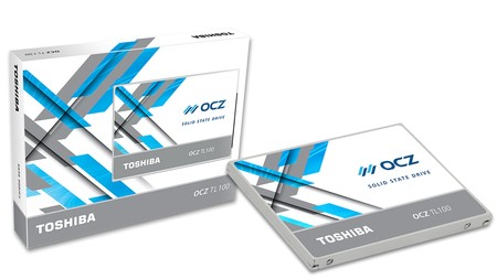 Disco duro SSD OCZ TL100, con 240GB de capacidad, por sólo 59 euros