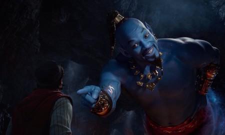 'Aladdin' estrena nuevo tráiler donde aparece cómo será el Genio protagonizado por Will Smith