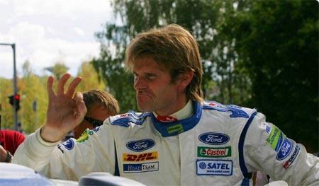 Marcus Gronholm participará en el Rally de Portugal