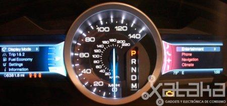 Ford Sync y MyFord Touch