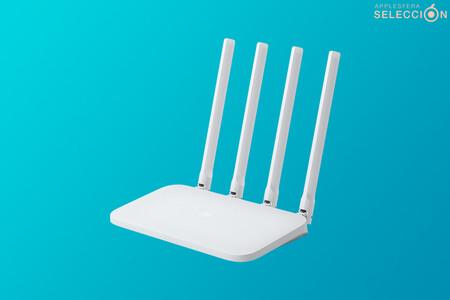 El router Wi-Fi Xiaomi Mi Router 4C está baratísimo en MediaMarkt: mejora la cobertura inalámbrica por 9,99 euros