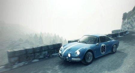 DiRT 3, este es el pack DLC de Monte Carlo. Nieve, niebla y curvas imposibles